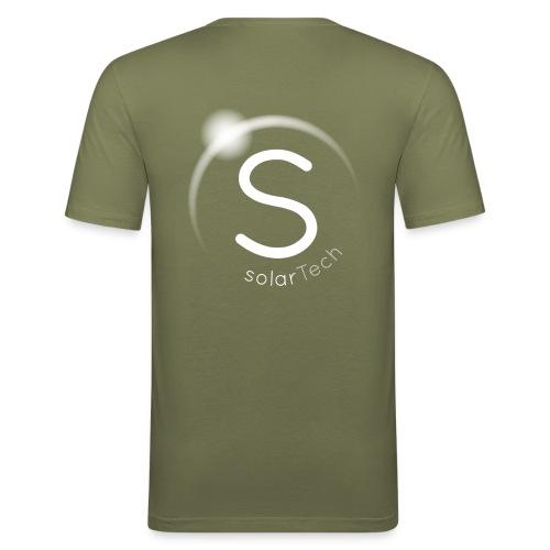 SolarTech - Camiseta ajustada hombre