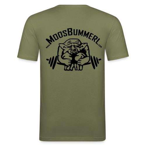 moosbummerl - Männer Slim Fit T-Shirt