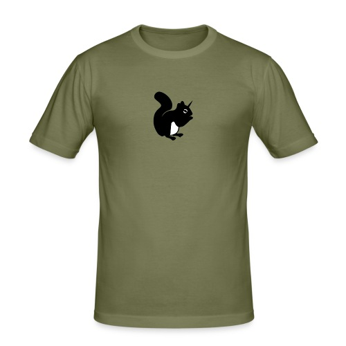einho rnchen png - Männer Slim Fit T-Shirt