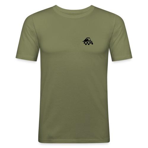 Paddler - Männer Slim Fit T-Shirt