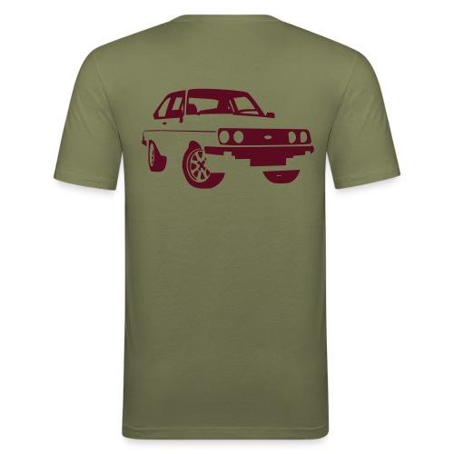 fordescort - Men's Slim Fit T-Shirt