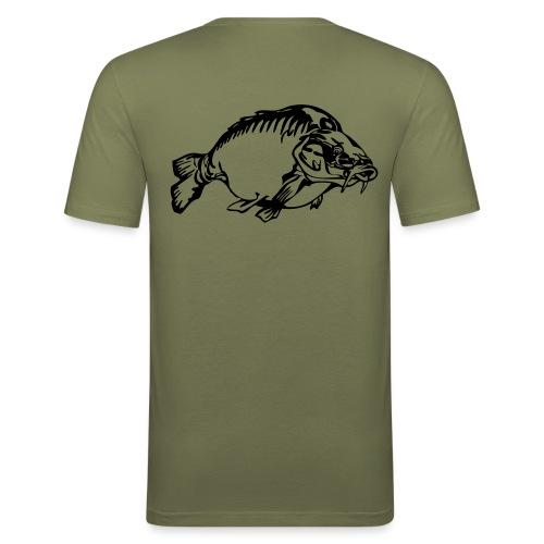 Karpfen - Männer Slim Fit T-Shirt