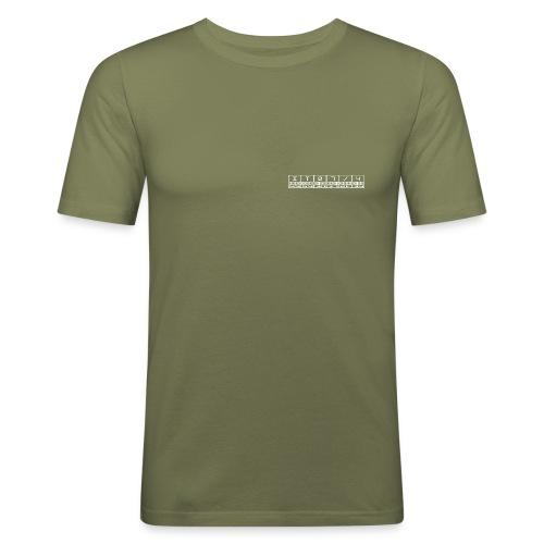 it074 front - Männer Slim Fit T-Shirt