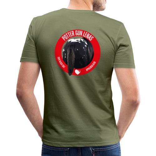 POTTER GUN LENAS - Maglietta aderente da uomo