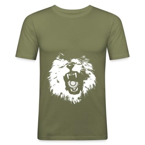 bbloeweshirt - Männer Slim Fit T-Shirt