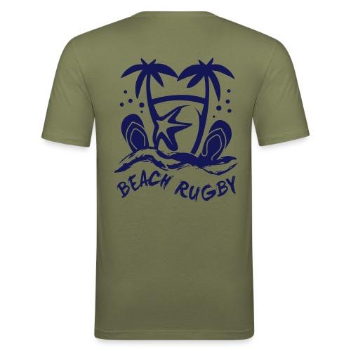BEACH RUGBY - T-shirt près du corps Homme