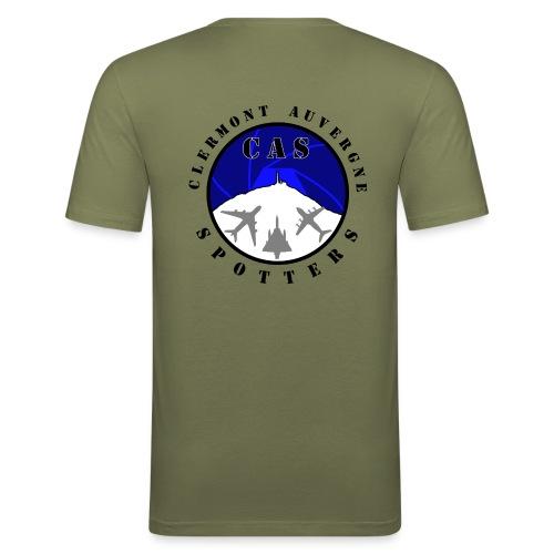 Logo CAS - T-shirt près du corps Homme