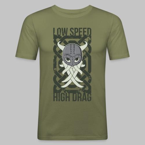 LSHD_UV_FRONT_NDC1 - Herre Slim Fit T-Shirt