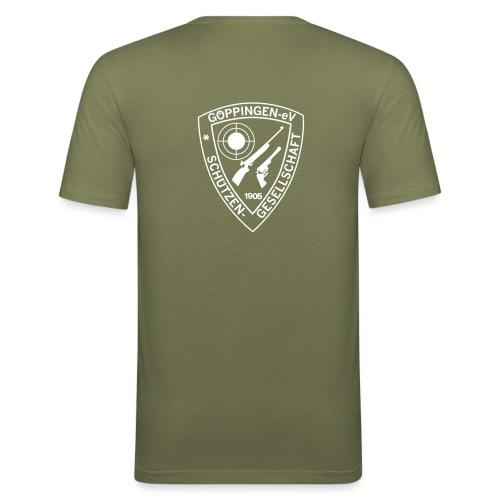 SG Göppingen - Männer Slim Fit T-Shirt