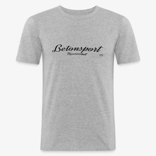 Betonsport Maxvorstadt - Männer Slim Fit T-Shirt