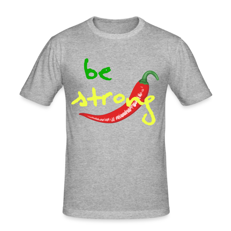 Chilli Collection - Slim Fit T-skjorte for menn