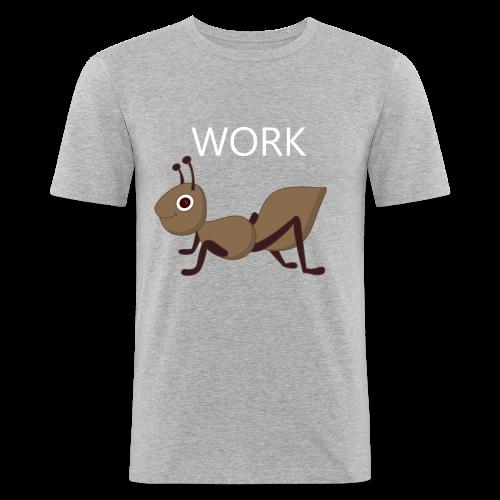 Ant Collection - Slim Fit T-skjorte for menn