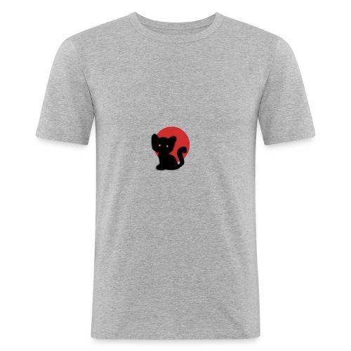 skarycat - T-shirt près du corps Homme
