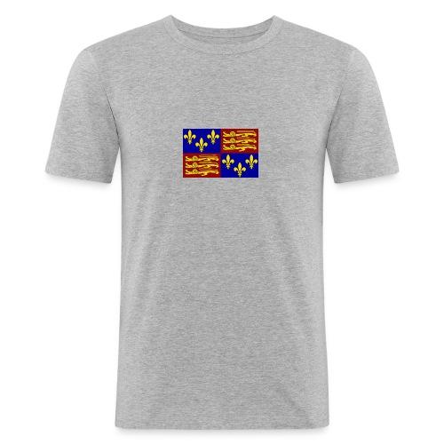 English T-shirt - T-shirt près du corps Homme