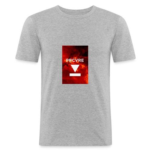 Marque prcvre - T-shirt près du corps Homme