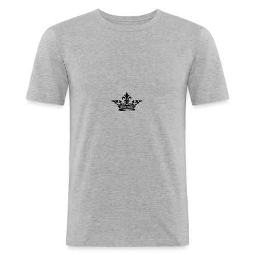 Kings Symbol - T-shirt près du corps Homme