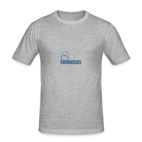RambleDads - Men's Slim Fit T-Shirt