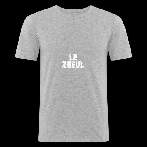 Le logo - T-shirt près du corps Homme
