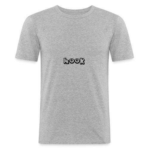HOOK CLASSIX - Maglietta aderente da uomo