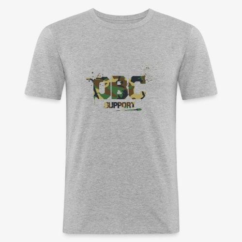 OBCSPP Camou - Männer Slim Fit T-Shirt