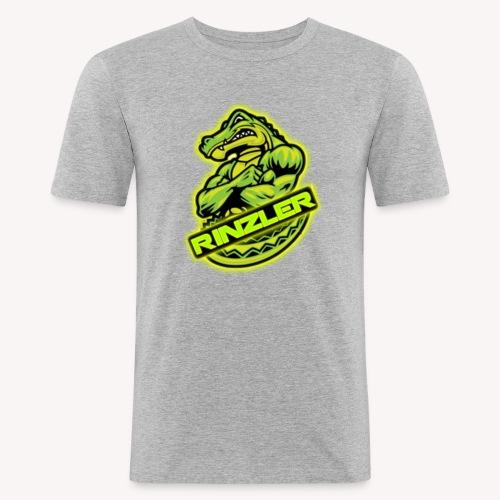 RinzlerVII Logo - Slim Fit T-shirt herr