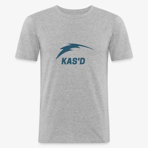 Kas'D - T-shirt près du corps Homme