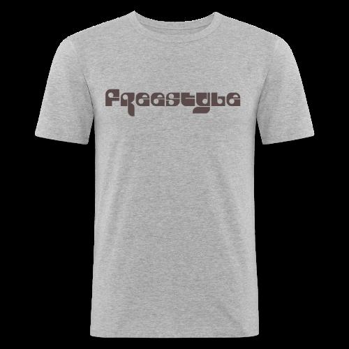 Freestyle Collection - Slim Fit T-skjorte for menn