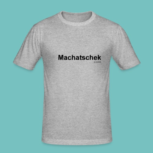 Machatschek - Männer Slim Fit T-Shirt