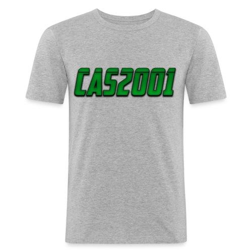 cas2001 - slim fit T-shirt