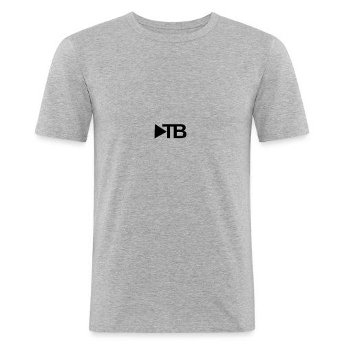 TROBOX - T-shirt près du corps Homme