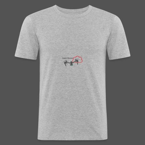 Multicopter - Männer Slim Fit T-Shirt