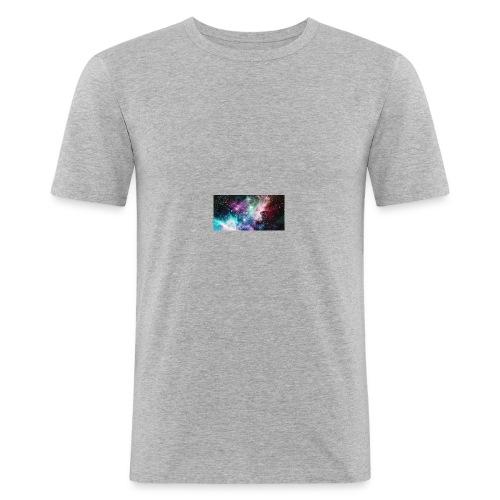 galaxy lux - Men's Slim Fit T-Shirt