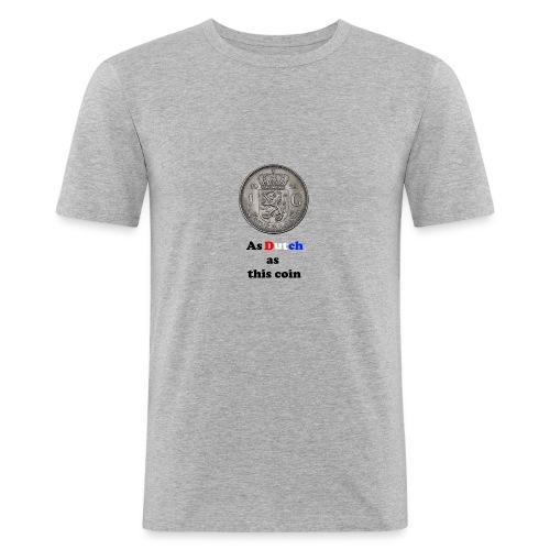 Hollandse Gulden - slim fit T-shirt