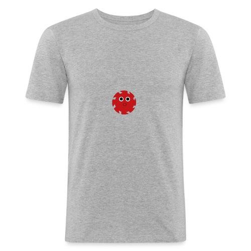 NGD Logo Klein (Zwart) - slim fit T-shirt