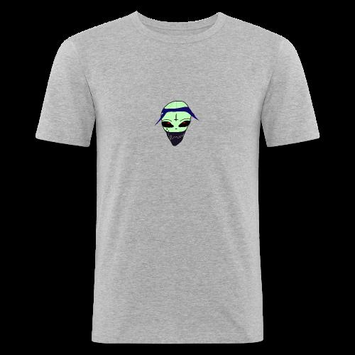 ThugAli - T-shirt près du corps Homme