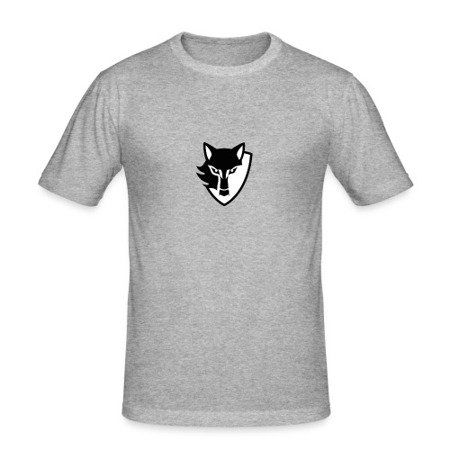 SPIKEY logo - Men's Slim Fit T-Shirt