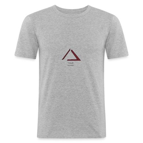 Triangler Ruby édition , Première édition - T-shirt près du corps Homme