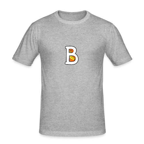BanaantjePowerrr logo - slim fit T-shirt