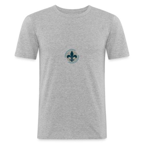PLF BLASON REVISITÉ - T-shirt près du corps Homme