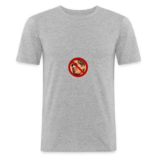 nojens - Slim Fit T-shirt herr