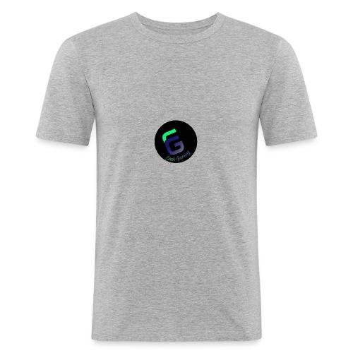 Evak Gaming - Men's Slim Fit T-Shirt