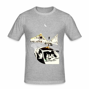 Taxi - Men's Slim Fit T-Shirt