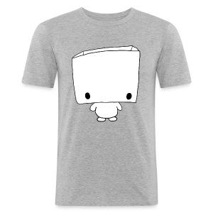 Box-Chan - Tee shirt près du corps Homme