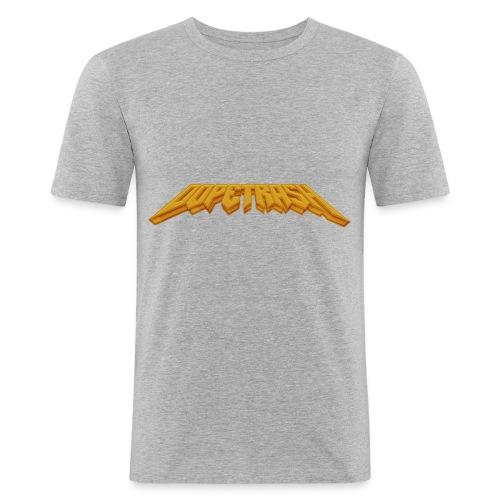 DopeTrash GLD - Men's Slim Fit T-Shirt
