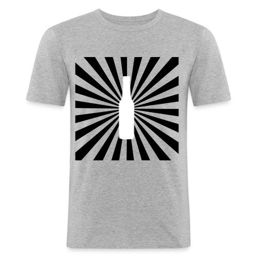 beer bottle - Männer Slim Fit T-Shirt