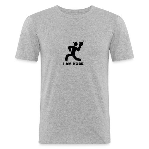 I AM KOBE - Herre Slim Fit T-Shirt