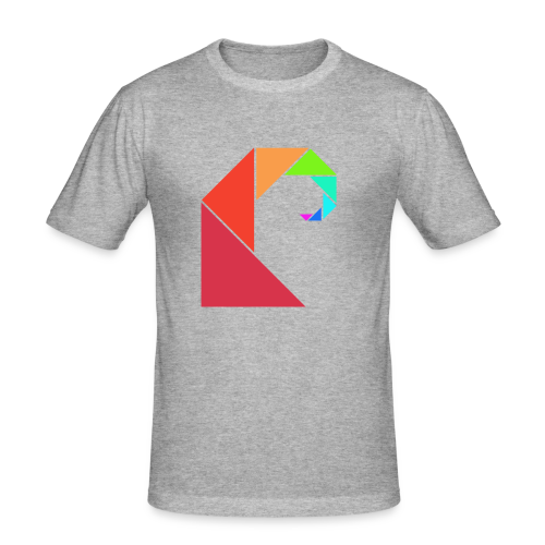 swell rainbow - slim fit T-shirt
