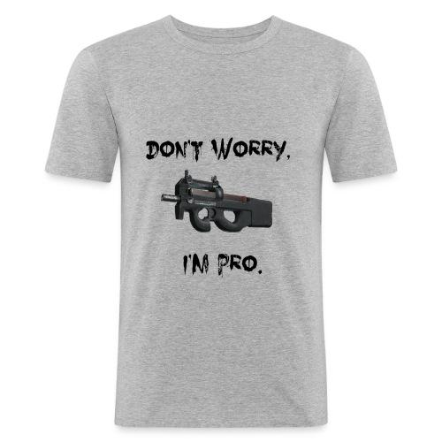 Design 4 - Männer Slim Fit T-Shirt