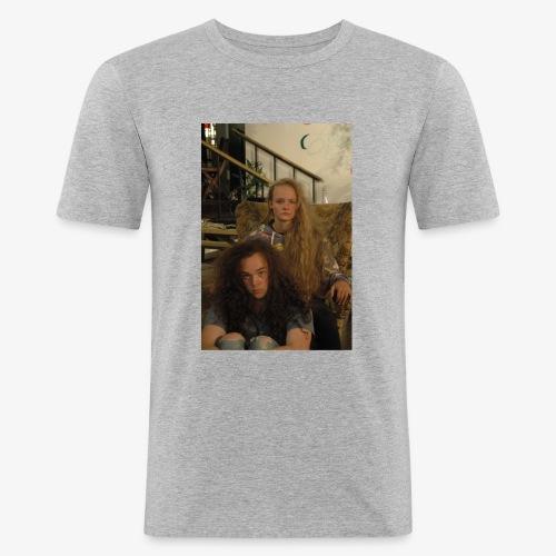 hair - slim fit T-shirt