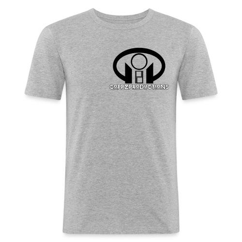 Coppz Alpha - Men's Slim Fit T-Shirt